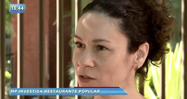 MP Investiga Gastos Com Refeições No Restaurante Popular De Maringá