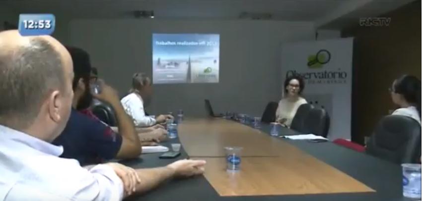 Observatório Social De Maringá Apresenta Relatório De Fiscalização De 2017