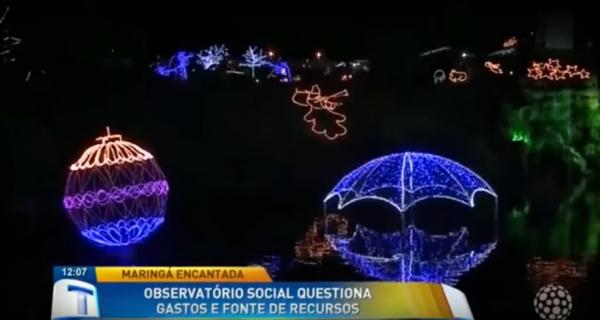 Observatório Social De Maringá Questiona Gastos E Fonte De Recursos