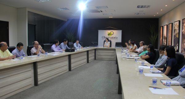 Observatório Social De Maringá Recebe Novos Visitantes Para Troca De Experiências